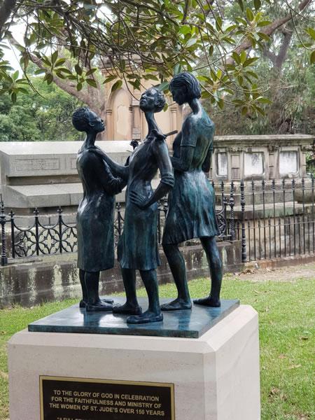 Women of St. Jude's